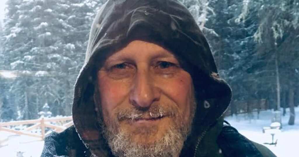 Hunt on for grizzly bear that killed runner by 'pushing' him off steep embankment