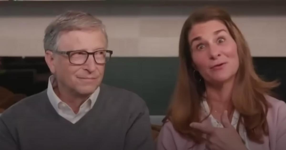 Bill Gates fans spot 'sign' of marriage trouble in last interview with Melinda