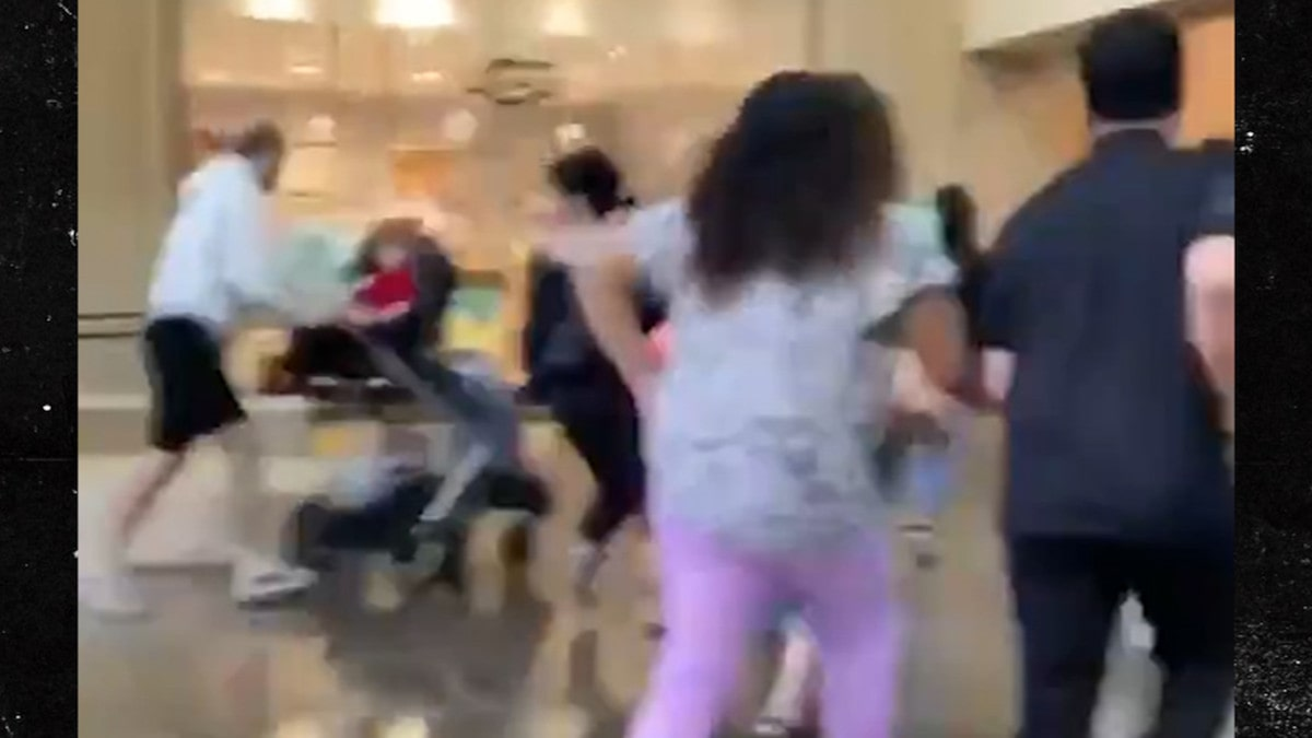 Dallas Mall Evacuated Over Active Shooter False Alarm, Vids Show Panic and Chaos
