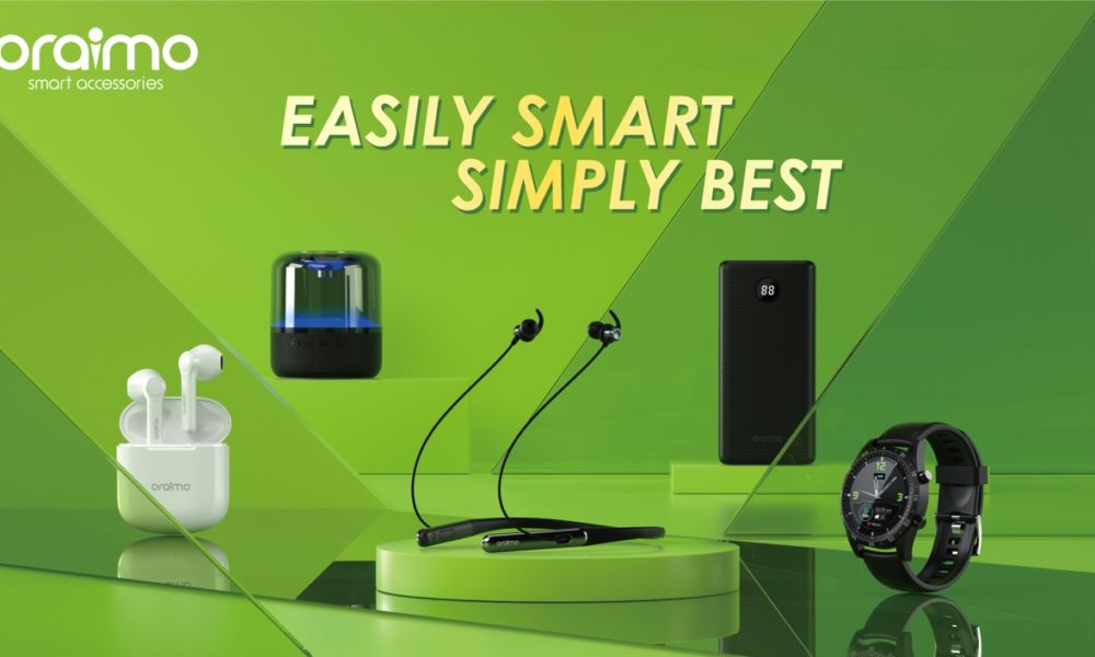 Big Win for oraimo as they hit Global Sales Record of 100 Million
