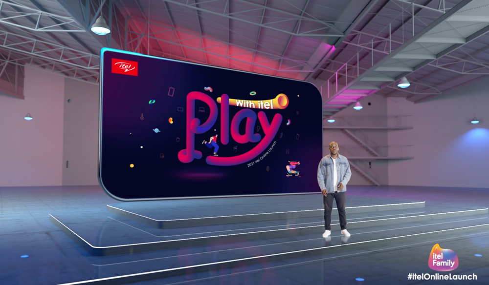 Play with Power: The itel P37 is now available in Nigeria & it promises long Battery Life