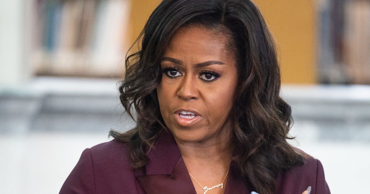 Michelle Obama admits fears for her daughters' safety in chat with Meghan pal Gayle King