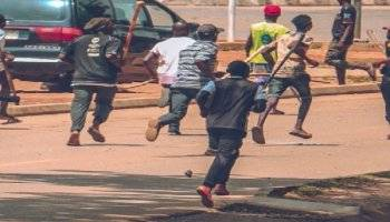 Panic In Lagos As Hoodlums Unleash Mayhem