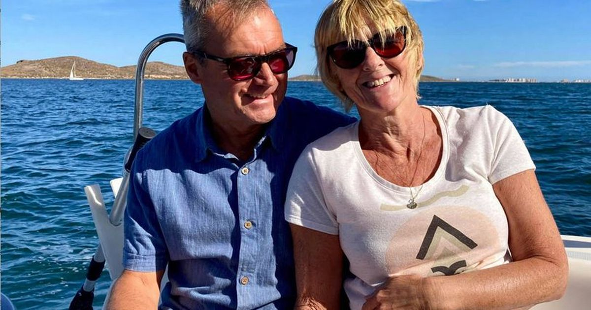 Brit killed in horror Spanish beach plane crash pictured as friends pay tribute