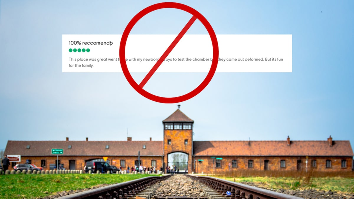TripAdvisor Apologizes, Removes Auschwitz 'Fun For The Family' Review