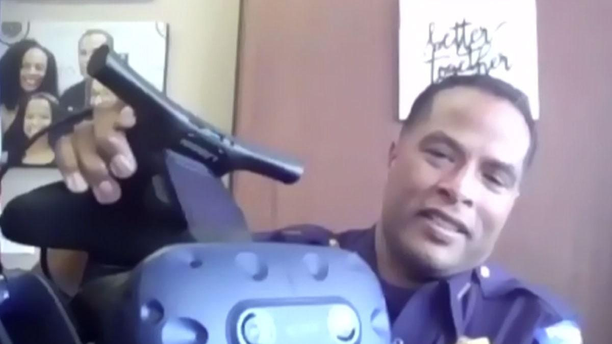 Sacramento PD Using Virtual Reality Training in Wake of Police Involved Shootings
