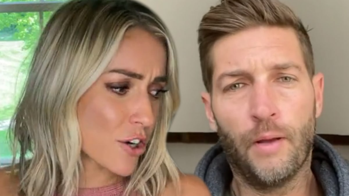 Jay Cutler Allegedly Dragging Out Divorce Because He Wants Half of Kristin Cavallari's Co.