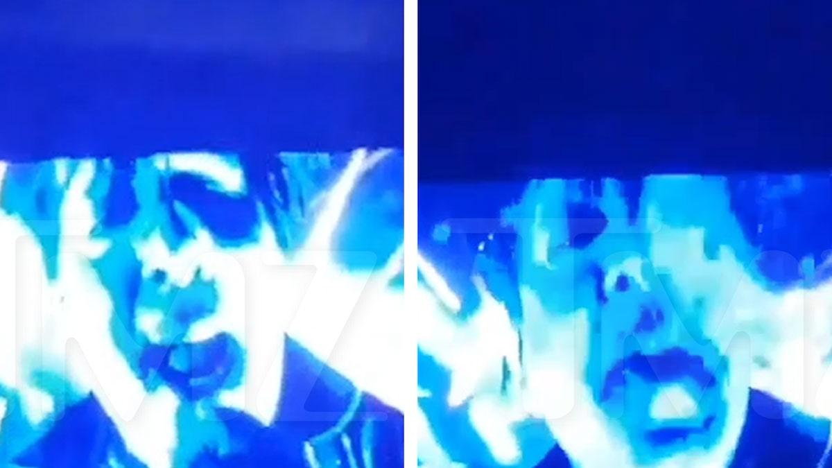 Marilyn Manson Arrest Warrant Issued Over Alleged Concert Spitting Incident