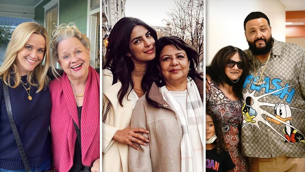 Celebs Pour on the Love for Mom For Mother's Day 2021