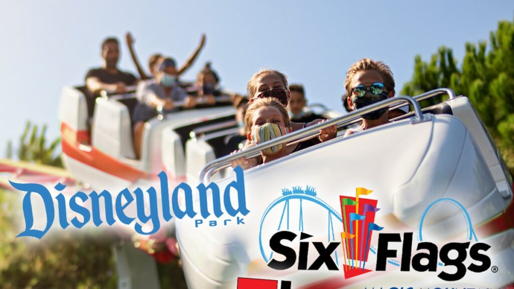 Disney, Six Flags' Roller Coaster COVID Restrictions, Cautious or Ridiculous