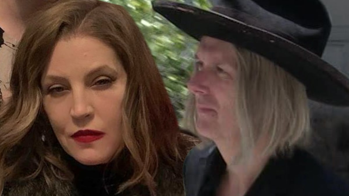 Lisa Marie Presley About to be Officially Single from Michael Lockwood