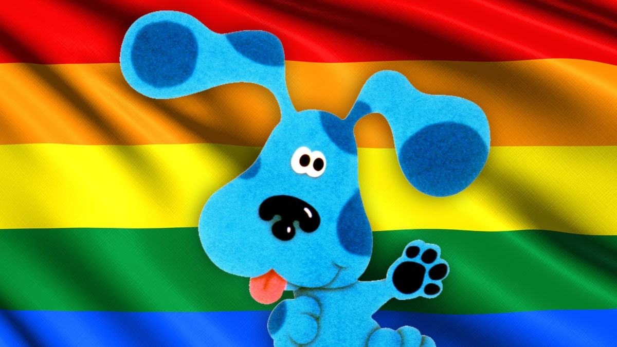 'Blue's Clues' Enlists 'Drag' Star for LGBT Pride Parade Sing-Along