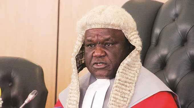 Zimbabweans React As High Court Rules That Luke Malaba Is No Longer Chief Justice