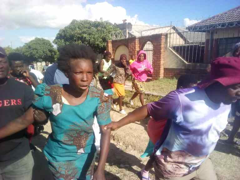 Child Abductor Caught Red-Handed In Mutare After Stealing Child