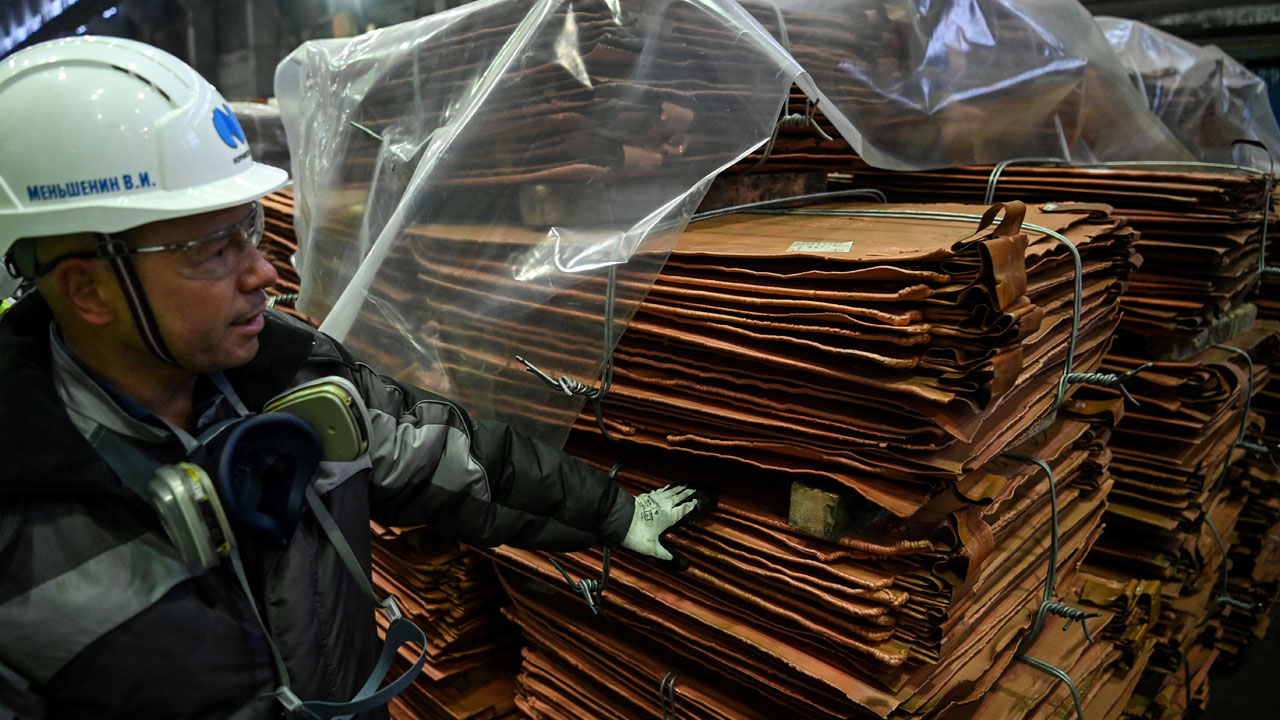 Copper, iron ore hit records as demand surges but stocks mixedBusiness — The Guardian Nigeria News – Nigeria and World News