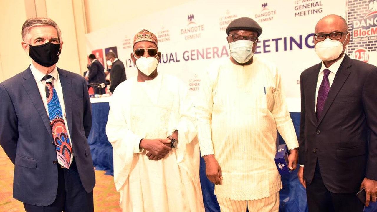 Shareholders okay Dangote Cement's N272.6 billion dividend | The Guardian Nigeria News
