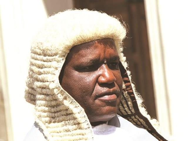 Luke Malaba Is NO Longer Chief Justice Of Zimbabwe: High Court