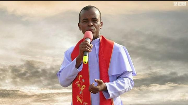 BREAKING: How Church leaders Detained me and planed to keep me for 30 days over Nnamdi Kanu – Mbaka