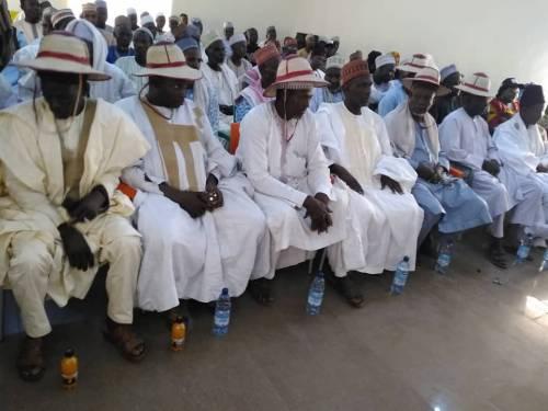 President, Buhari, Clueless ,Figurehead ,Power,Bauchi ,Miyetti Allah