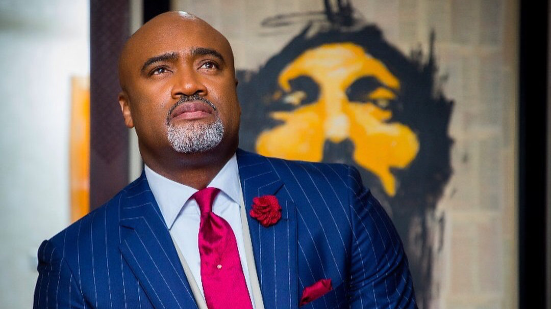 """""""Get yourself a plan B. Whether an okada to Cameroon or flying boat to Seme Border""""- Pastor Paul Adefarasin advises his church members to start planning an escape route out of the country (video)"""
