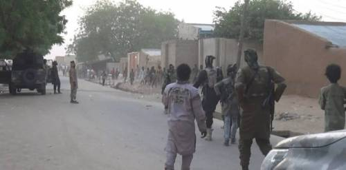 How Boko Haram Terrorists Moved Freely With Residents Of Yobe Community, Shared Pamphlets, Money