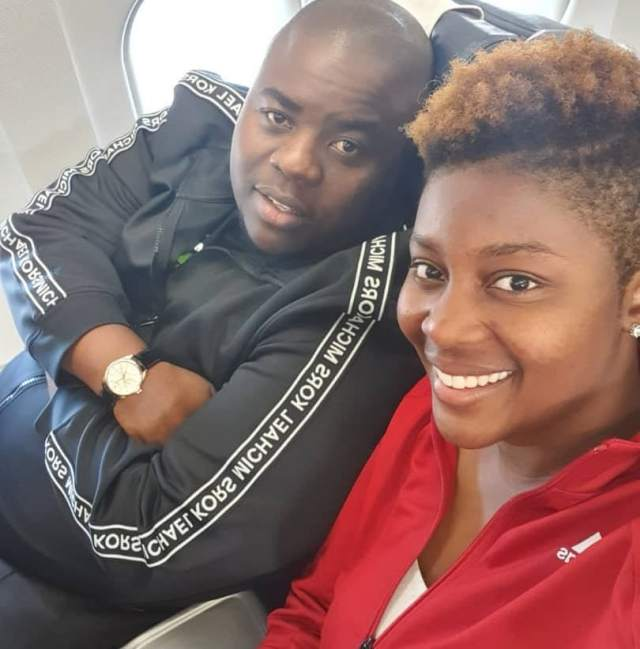 Drama As Sir Wicknell Chivayo Is Spotted With Another Woman In South Africa