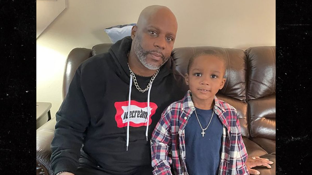 DMX Planned To Honor Son With Album Title Before He Passed