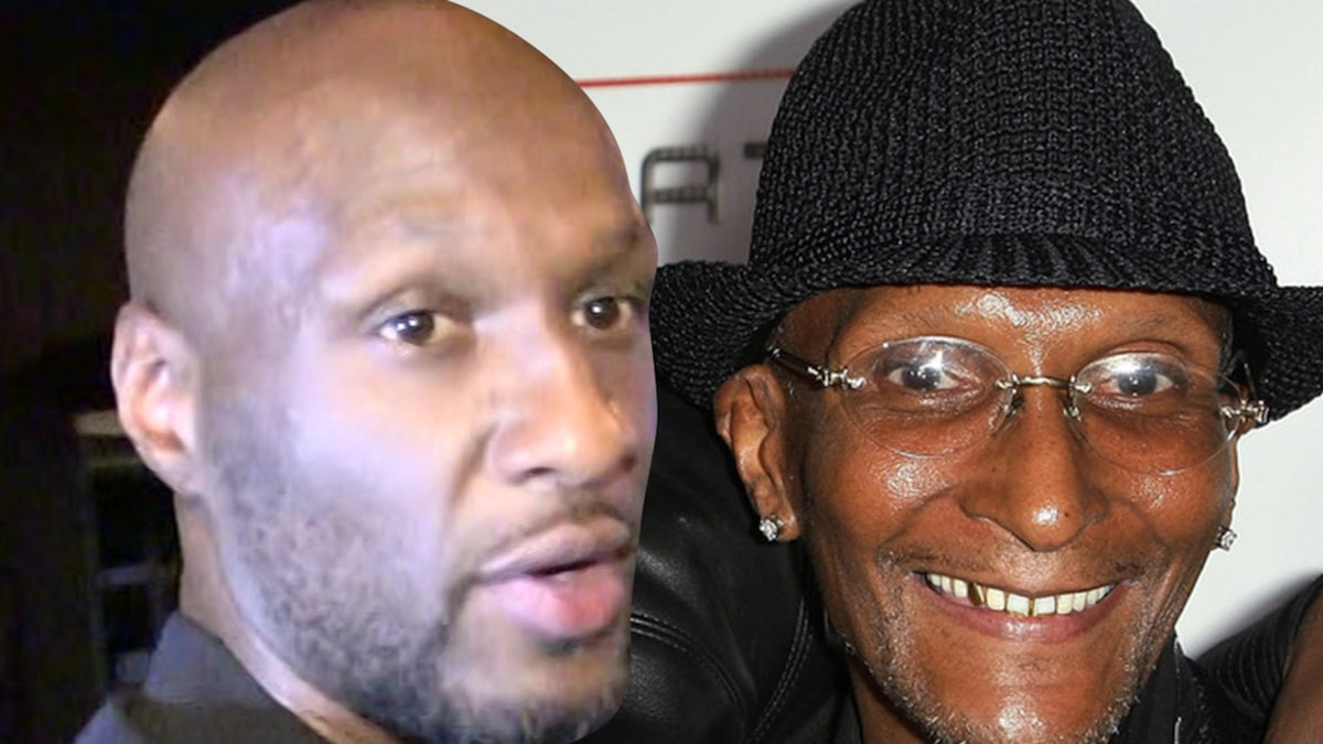 Lamar Odom on Dad's Death, 'We Had Our Differences, But He Loved Me'