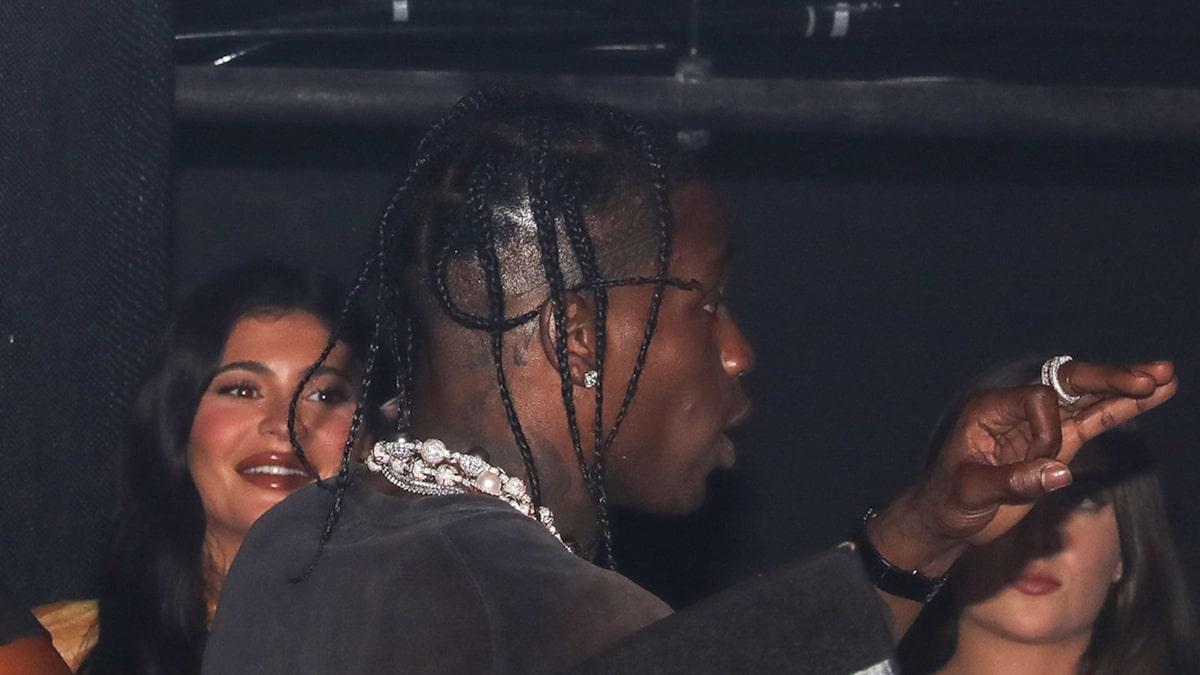Kylie Jenner Flies to Miami to Celebrate Travis Scott's Birthday