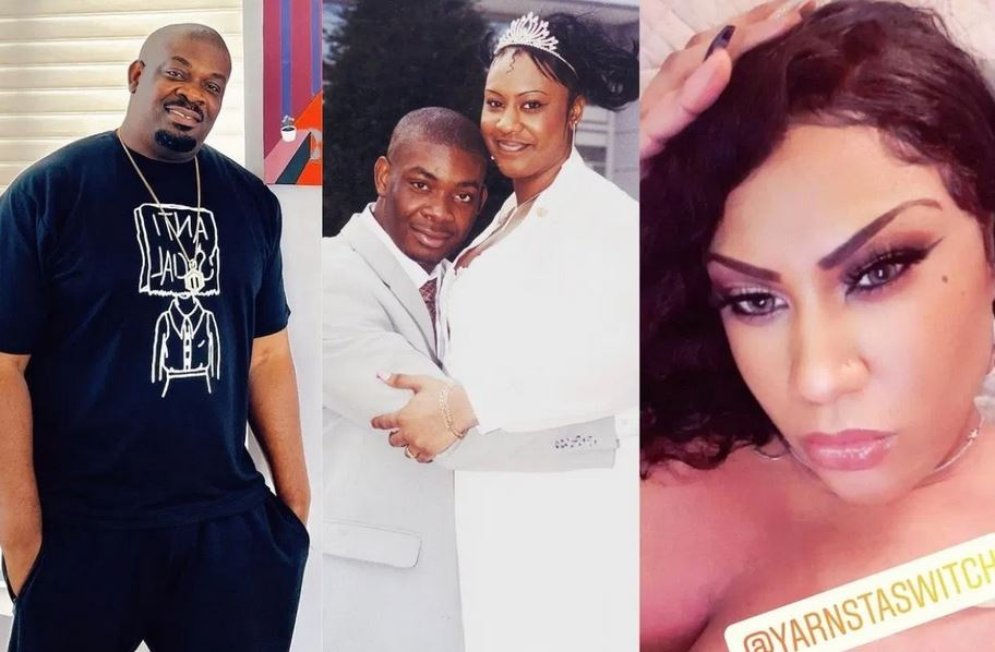 Everyone I Dated In The Past Knew About My Marriage -Don Jazzy Reveals