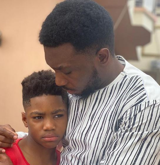 Proud Father! Timi Dakolo List The Many Talents His Son Possesses