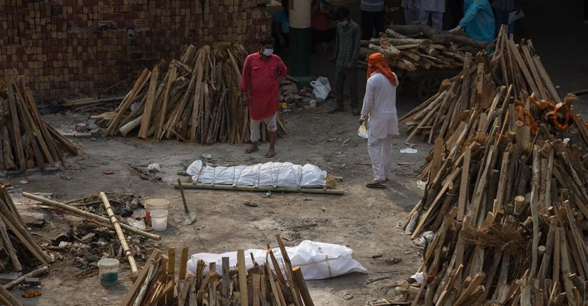 India Records 3,780 Deaths In One Day