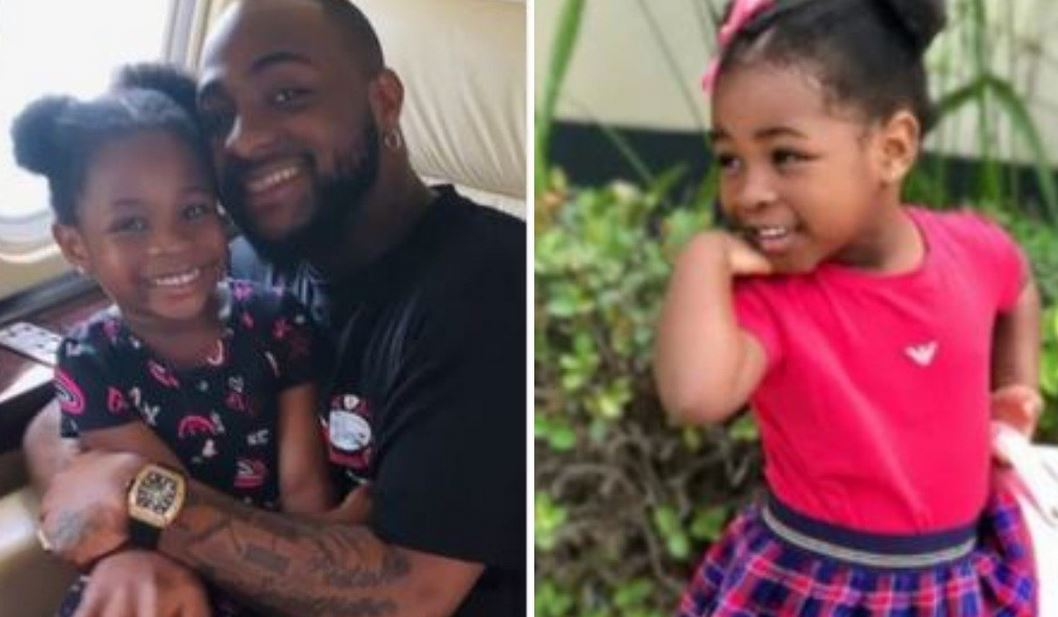 Davido Gifts His First Daughter Range Rover As An Early Birthday Present (Video)
