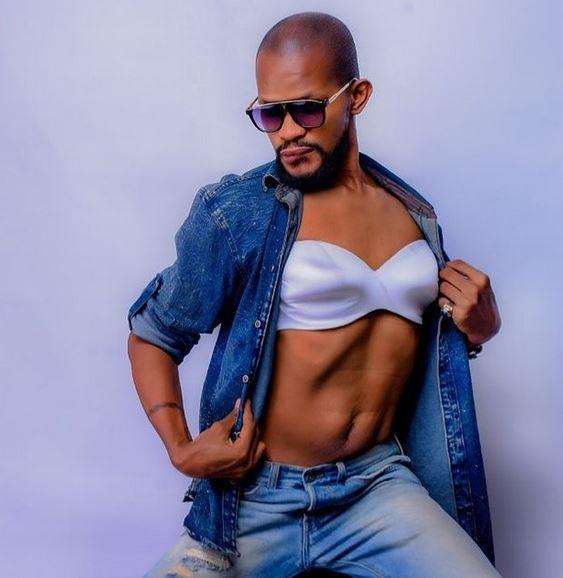 """I Am 1000% Gay - Actor Uche Maduagwu Makes U-turn"
