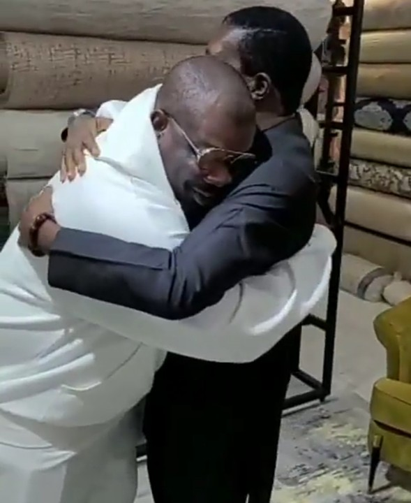 What Don Jazzy Did After Meeting Kanayo O. Kanayo for the First Time (Video)