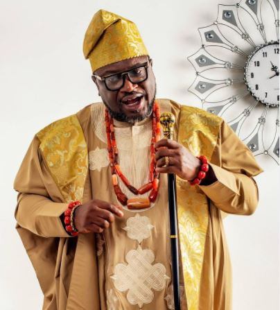 Actor Femi Branch Celebrates 51st Birthday In Grand Style, Bags Chieftaincy Title