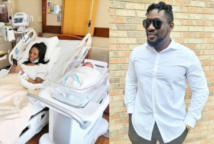 Nigerian Actor, Daniel K Daniel, And Wife Welcome Second Child
