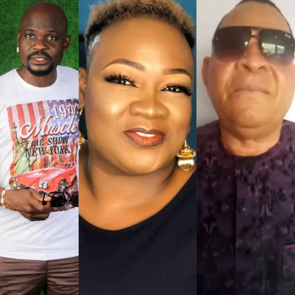 ''Please Forgive Baba Ijesha And Temper Justice With Mercy''- Actor Adewale Elesho Begs Princess (Video)