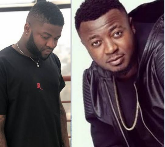 Popular Singer, MC Galaxy Responds After Rapper, Skales, Threatened To Beat Him Up
