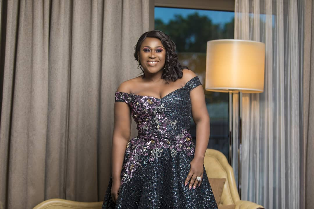 Actress, Uche Jombo Blasts Nigerians Who Claim They Do Not Watch Nollywood Movies