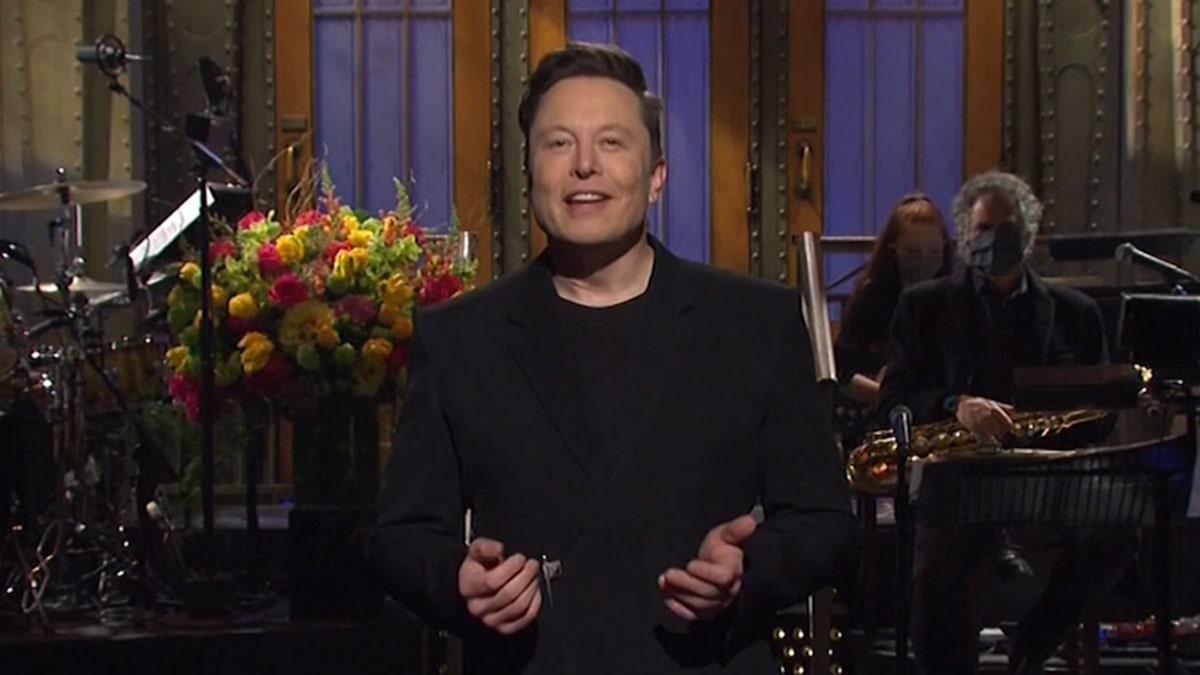 Elon Musk Reveals On 'SNL' He Has Asperger's