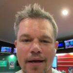 Matt Damon Hopes 'It's True' J Lo, Ben Affleck Back Together