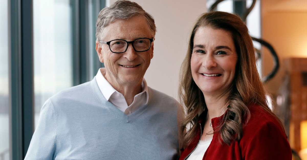 Social MediaReacts To Bill And Melinda Gates Divorce After 27 Years Of Marriage