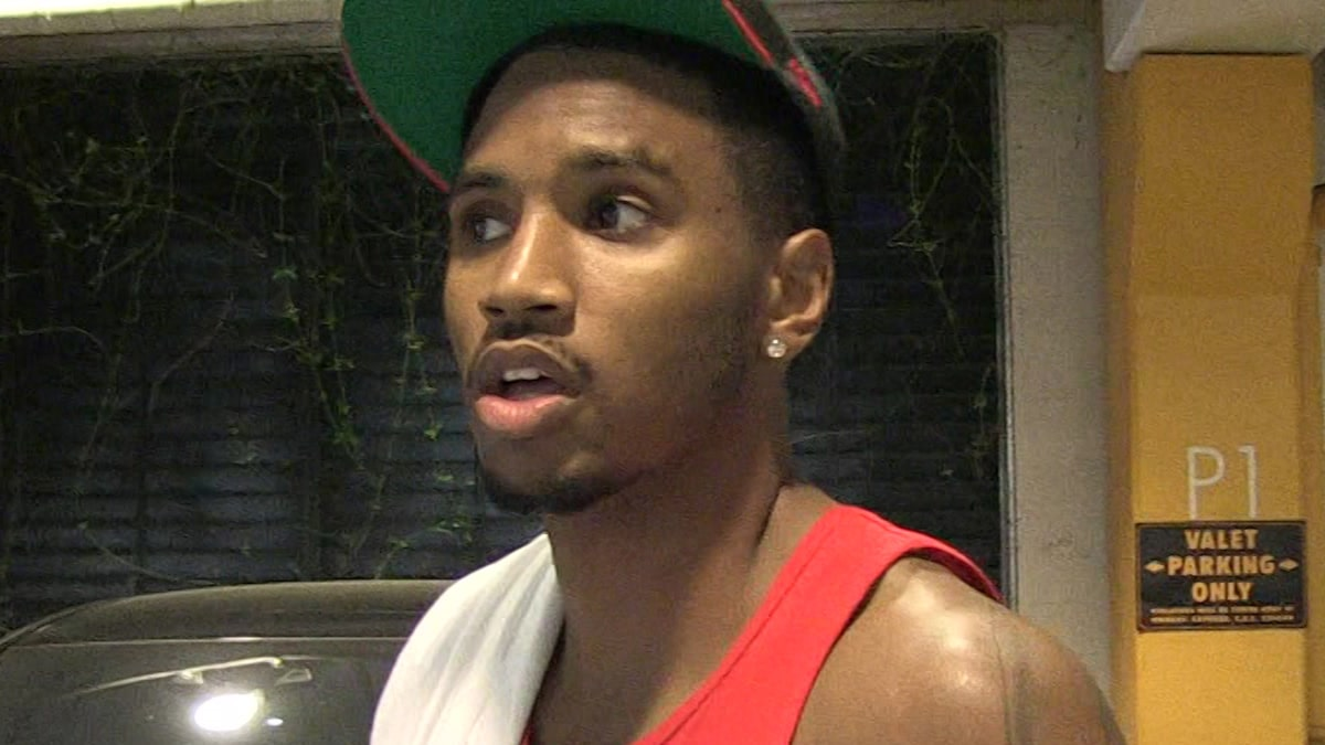 Trey Songz Allegedly Injures Woman's Hand in Hit-and-Run Incident
