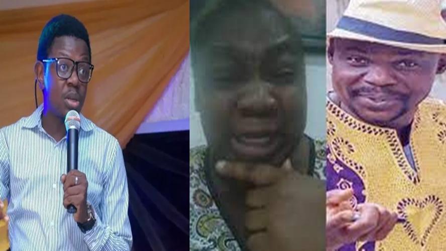 Comedian Baba De Baba Speaks on Baba Ijesha Rape Saga