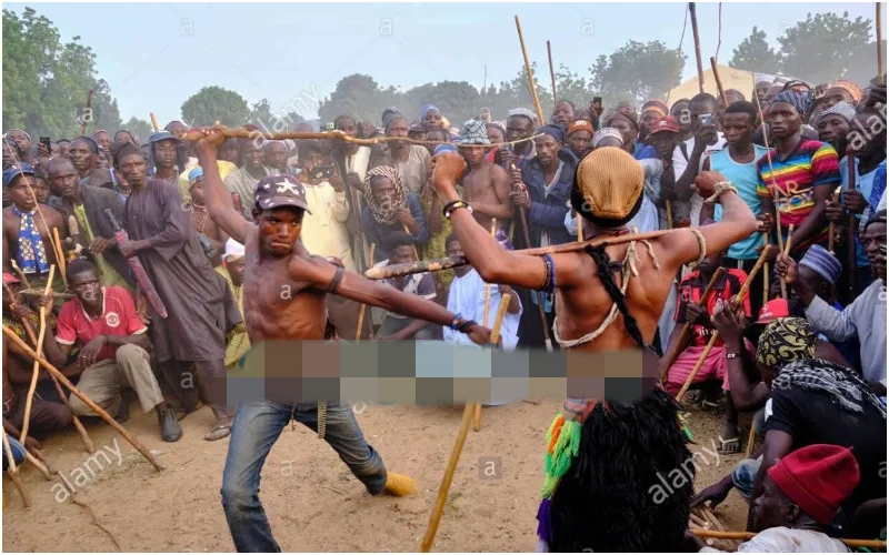 Suitor Dies In Marriage Flogging Rites Gone Wrong (VIDEO)