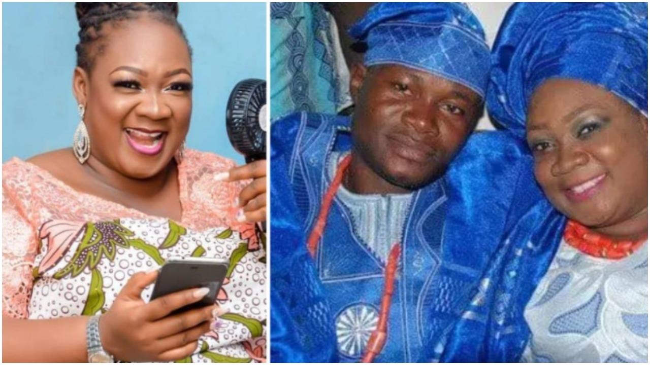 Princess Comedian's Ex Husband, Shola Jeremiah spills on her intimate relationship with Baba Ijesha