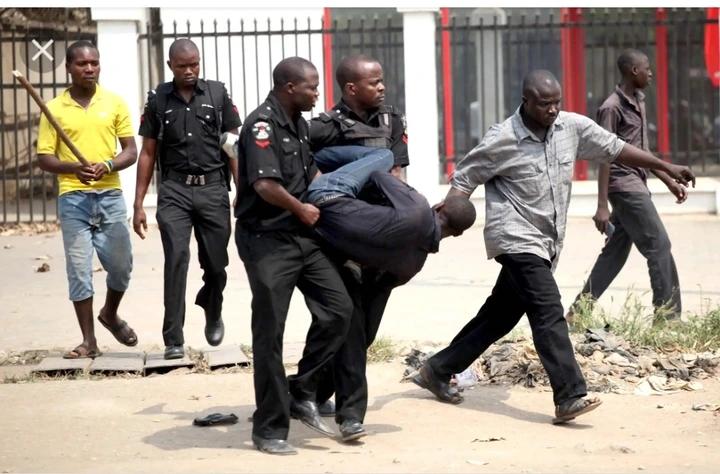 IPOB ,Top Sponsors, Arrested ,Nigerian Police