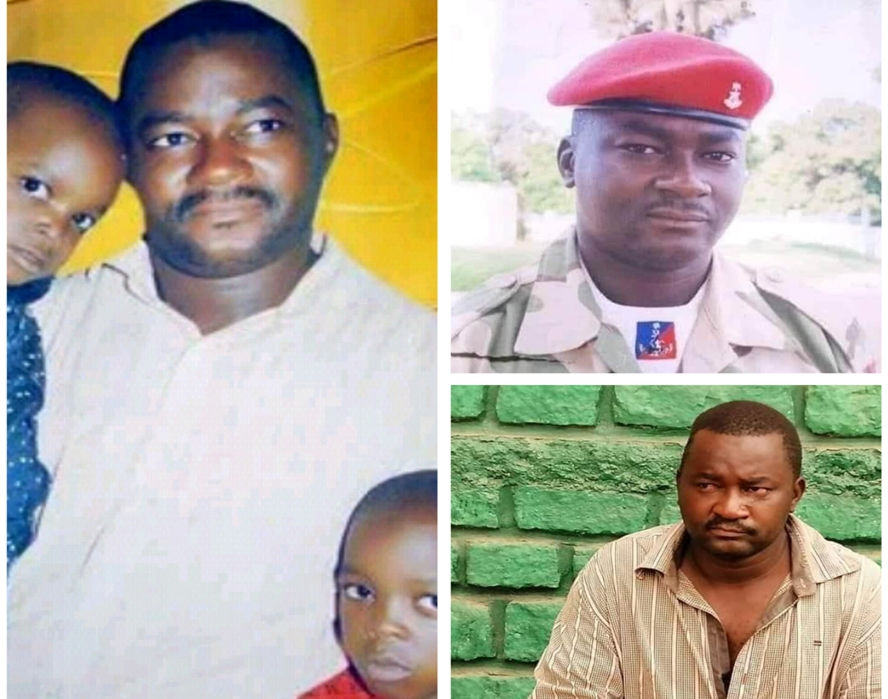Suspect who killed 6-year-old Kaduna boy pictured spending time with his children