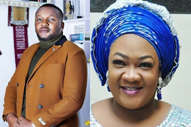 Yomi Fabiyi Came To Me In London, And Begged For Money Because He Was Stranded -Princess (Video)